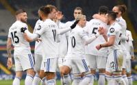 Liga Inggris, Leeds Menang Telak Atas Tottenham