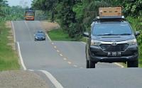 Hari Ketiga Larangan Mudik Jalan Lintas Timur Sumatera Didominasi Kendaraan Angkutan Barang
