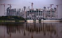 Pembangunan Jakarta Internasionl Stadium Capai 55 Persen