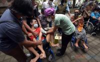 Pemkot Denpasar Gelar Vaksinasi Covid-19 untuk Disabillitas