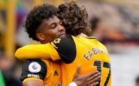 Liga Inggris Akhir Pekan, Wolves Menang Atas Brighton