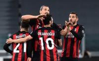 Menang Telak, AC Milan Depak Juventus dari 4 Besar