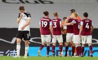 Sedihnya Para Pemain Fulham Usai Kalah dari Burnley