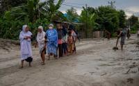 Banjir Lumpur Kembali Terjang Desa Beka Kabupaten Sigi