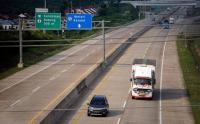 H-2 Lebaran Jalan Tol Trans Jawa Lancar Jaya