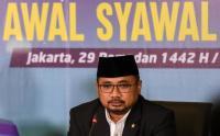 Kementerian Agama Tetapkan 1 Syawal 1442 H Jatuh Pada Hari Kamis 13 Mei 2021