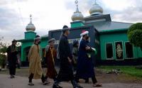Berdasarkan Pengamatan Alam, Jamaah An Nadzir Laksanakan Sholat idul Fitri Lebih Awal