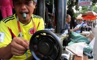 Jelang Lebaran, Penjahit Musiman Mulai Ramai di Kemayoran