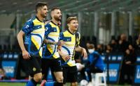 Sudah Dipastikan Raih Scudetto, Inter Tetap Sikat AS Roma di Giuseppe Meazza