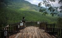 Persiapan Dibuka Kembali, Tempat Wisata Kawasan Lembang Jalani Protokol Kesehatan