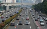 Lalu Lintas Jakarta Pagi Ini Usai Libur Lebaran