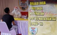 Pemudik Arus Balik Lebaran Wajib Jalani Tes Antigen di Wilayah Kecamatan Sawah Besar