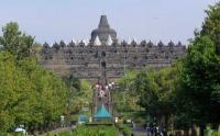 Sempat Ditutup, Candi Borobudur Kini Dibuka Lagi