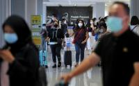 H+5 Lebaran, Jumlah Penumpang di Bandara I Gusti Ngurah Rai Melonjak
