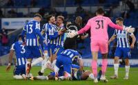 Brighton Sukses Kalahkan Juara Liga Inggris