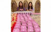 Penampakan Sisca Kohl Borong BTS Meal, Army Hanya Bisa Nangis Berjamaah