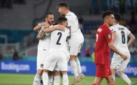 Turki vs Italia: Gli Azzurri Menang Telak di Pembukaan Laga Perdana Piala Eropa 2020