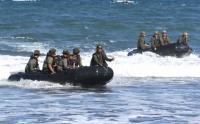 Pasukan Elit Marinir Amerika Berlatih Tempur di Banyuwangi