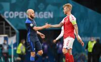 Denmark Takluk 0-1 Atas Finlandia di Pertandingan Pertama Piala Eropa Grup B