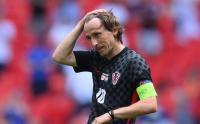 Kroasia Kalah dari Inggris, Luka Modric Bereaksi