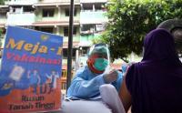 Target Vaksinasi DKI Jakarta Diprediksi Capai 3 Juta Jiwa Hingga Akhir Juni 2021