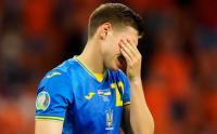 Kalah dari Belanda, Pemain Ukraina Bereaksi