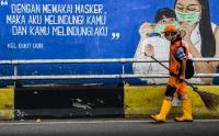Pemprov DKI Jakarta Perpanjang Masa PPKM Mikro Hingga 28 Juni 2021