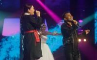 Tampil Serasi, Nella Kharisma Duet dengan Judika Bawakan Lagu Banyu Langit