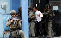 Prajurit Elit Indonesia-Amerika Bebaskan Sandera