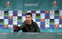 Botolnya Dipindahkan Ronaldo, Coca-cola Rugi Rp57 Triliun