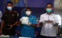 BNNP Musnahkan Sabu yang Diselundupkan dari Malaysia