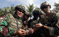 Pasukan Elit Marinir Amerika Lepas Tukik di Banyuwangi