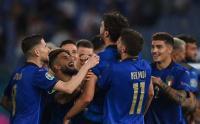 Euro 2020: Menang Telak Atas Swiss, Italia Lolos ke 16 Besar