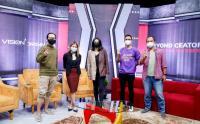 Vision+ Hadirkan Konten Indonesian Youtubers untuk Inspirasi Anak Muda yang Kreatif