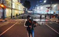 Jalan Protokol Kota Bandung Ditutup 14 Hari