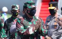 Tegas, Panglima TNI Minta Tegakan PPKM Mikro di Madiun