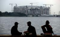 Dirancang dengan Atap Buka Tutup, Begini Progres Pembangunan Jakarta International Stadium