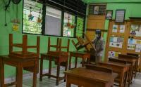 Lonjakan Kasus, Pemprov DKI Hentikan Sekolah Tatap Muka