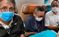 Buronan Kasus Pembalakan Liar, Adelin Lis Dibawa dari Singapura Menuju Jakarta