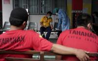 Warga Binaan Yogyakarta Divaksin AstraZeneca