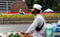 Tugu Sepeda Senilai Rp800 Juta, Anggota DPRD: Mending Buat Tugu Ojek Online