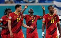 Hasil Piala Eropa, Lukaku Bawa Belgia Raih Hasil Sempurna