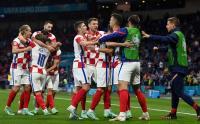 Hasil Piala Eropa, Kroasia Temani Inggris Ke-16 Besar