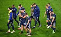 Wajah Sedih Pemain Skotlandia Usai Gagal di Piala Eropa 2020