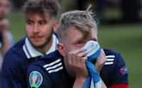 Skotlandia Gagal di Piala Eropa 2020, Para Suporter Bereaksi
