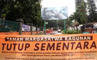 Kasus Covid Meningkat, Taman Margasatwa Ragunan Kembali Ditutup Sementara