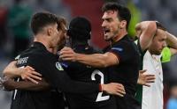 Hasil Piala Eropa 2020, Jerman Singkirkan Hungaria