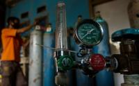 Jasa Isi Ulang Oksigen Medis Meningkat 150 Persen