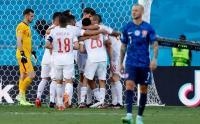Euro 2020, Spanyol Menang Telak Atas Slovakia