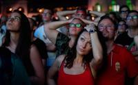 Timnas Jerman Bikin Kecewa Suporter Perempuan Hungaria